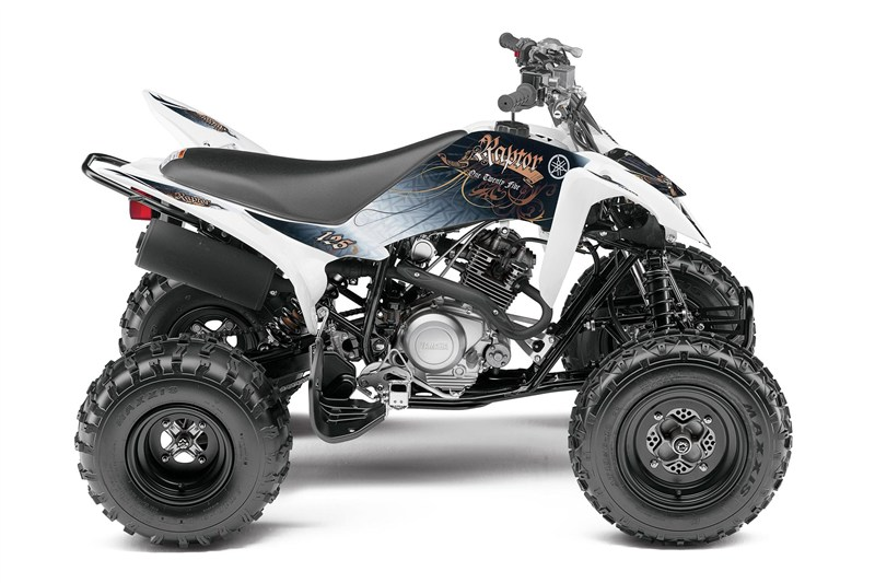 2012 yamaha raptor 125 for sale at flemington yamaha for Atv yamaha raptor 125cc