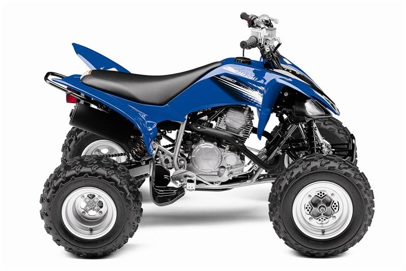 2012 Yamaha RAPTOR 250