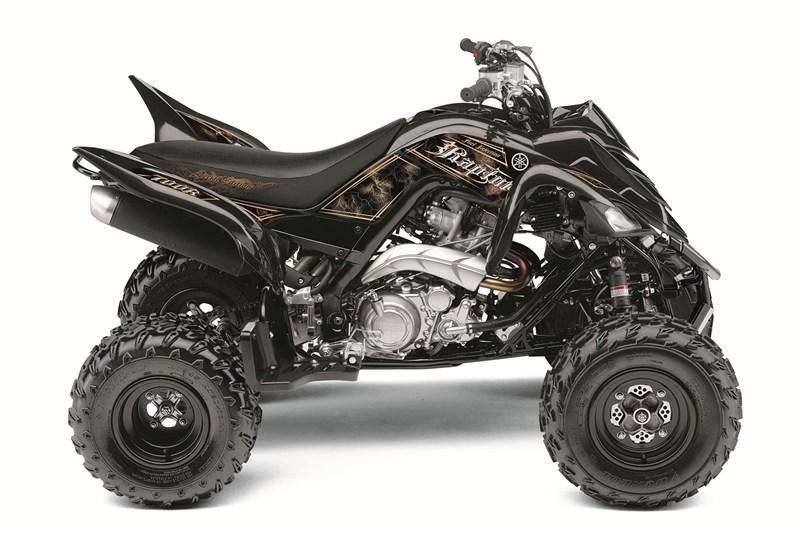 2012 Yamaha RAPTOR 700 SE