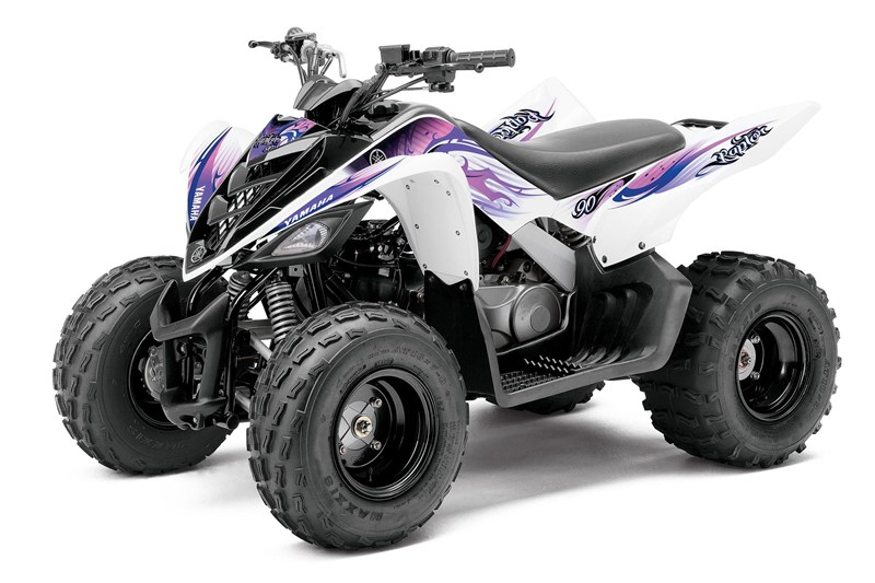 2012 yamaha raptor 90 for sale at flemington yamaha. Black Bedroom Furniture Sets. Home Design Ideas