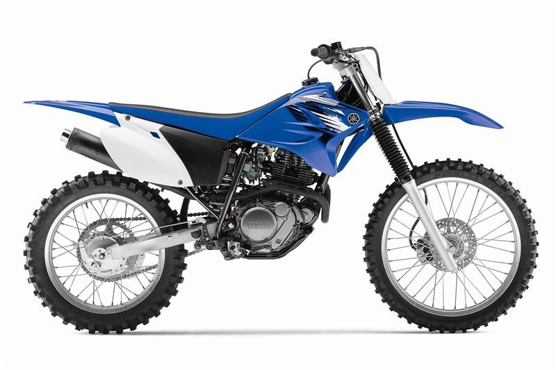 2012 Yamaha TT-R230