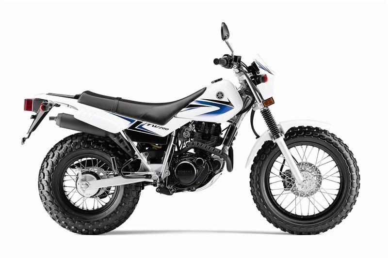 2012 Yamaha TW200
