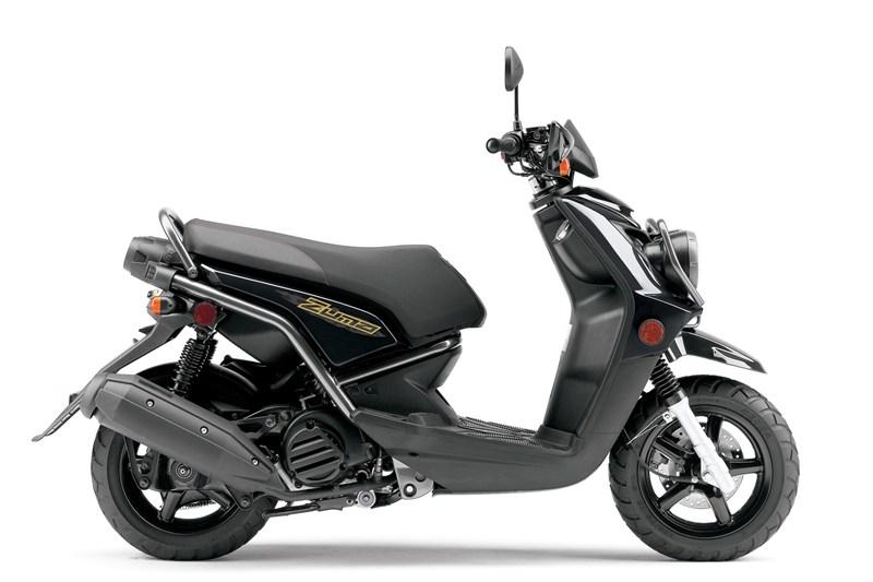 2012 Yamaha ZUMA 125