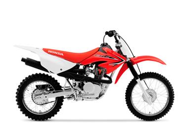 2013 Honda CRF80F