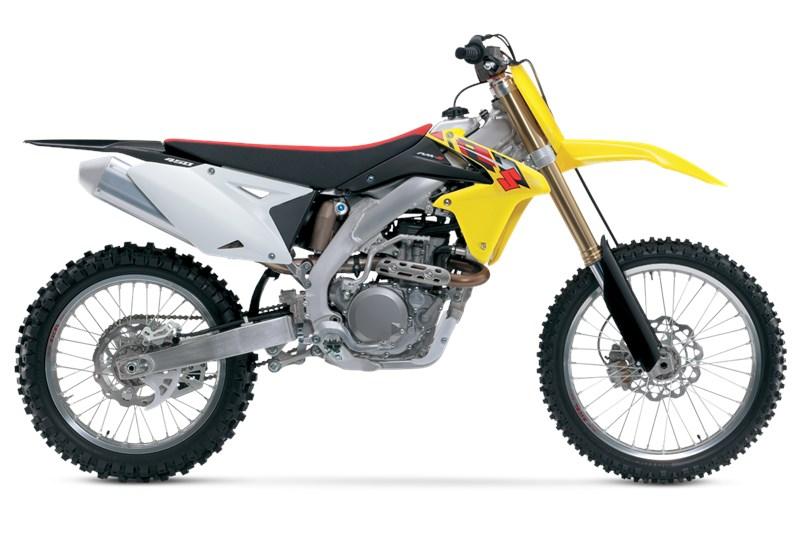 2013 Suzuki RM-Z450