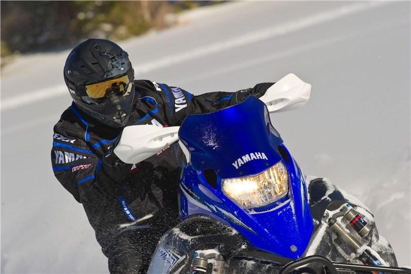 2013 Yamaha FX NYTRO RTX