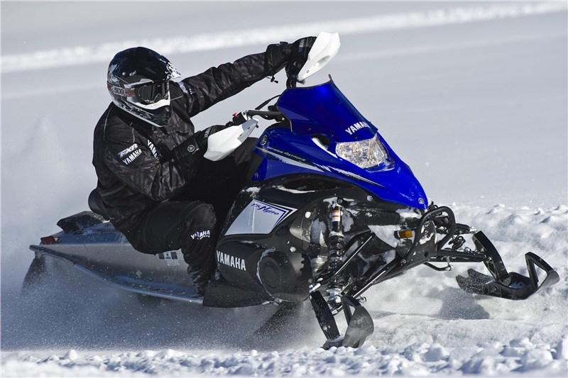 Yamaha Nytro Xtx Top Speed