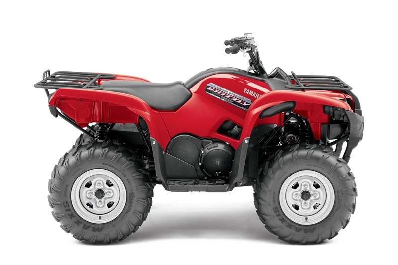 2013 Yamaha GRIZZLY 700 FI AUTO. 4X4