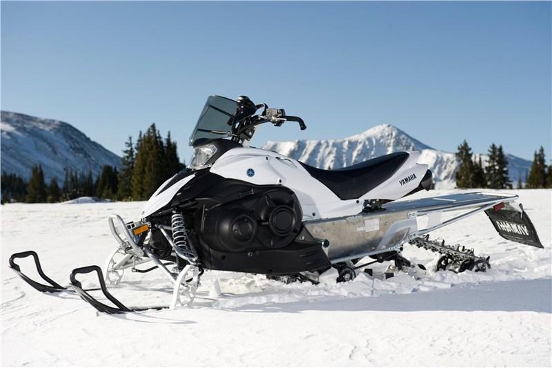 Yamaha Phazer Performance Parts