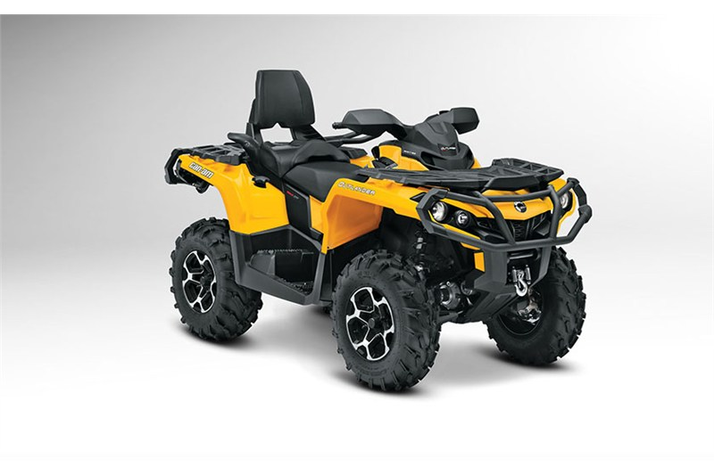 2014 Can-Am Outlander MAX XT 650 For Sale at CyclePartsNation Can-Am