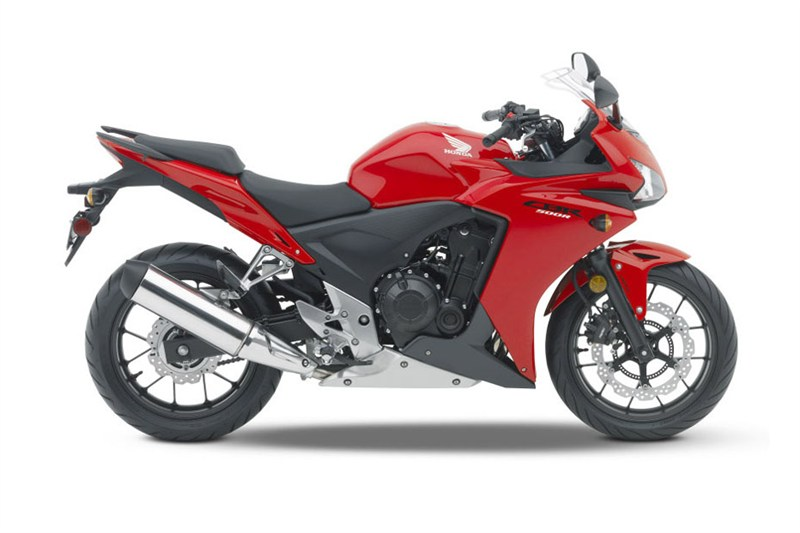 2014 Honda CBR500R