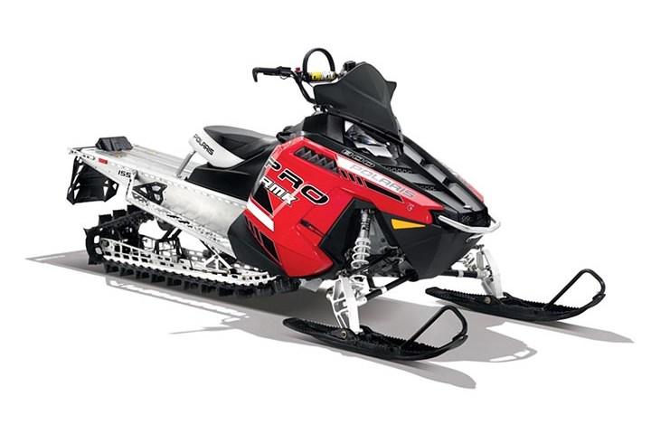 2014 Polaris Pro RMK 800