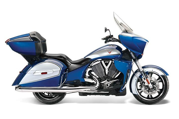 2014 Victory Cross Country Motorcycle