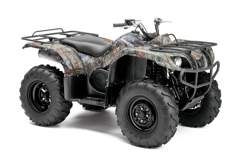 Yamaha grizzly 350 car interior design for Yamaha 350 grizzly