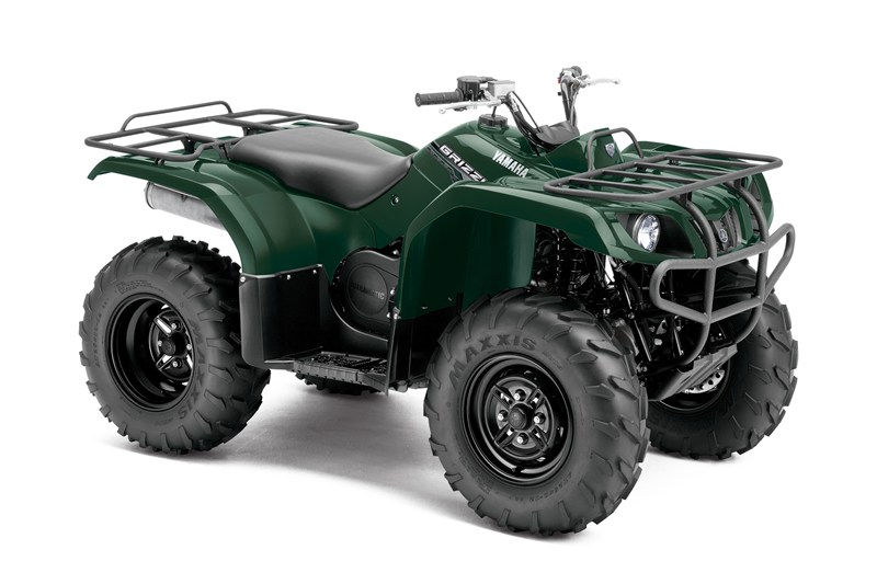 YAMAHA Grizzly 550 FI EPS Photo Gallery #3/3