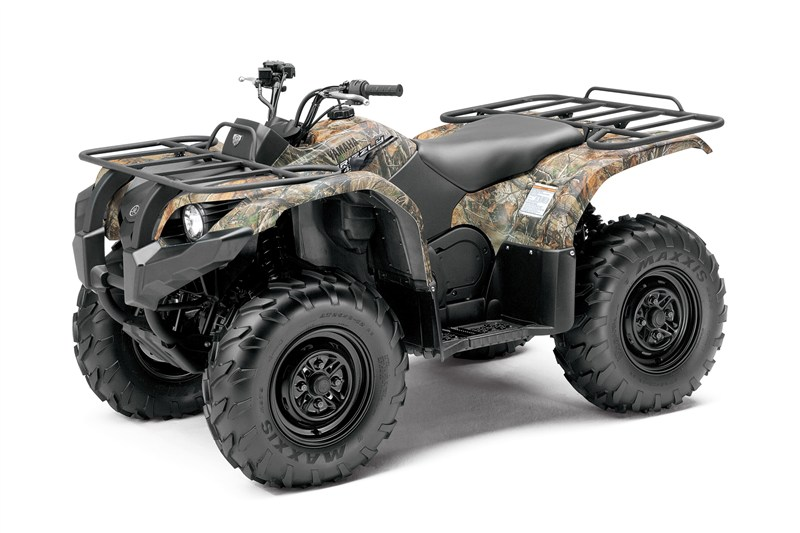 2014 yamaha grizzly 450 auto 4x4 eps for sale at