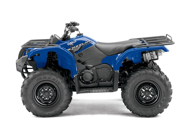 Yamaha 2014 Grizzly 450 4x4 Review | Car Review, Specs, Price and ...
