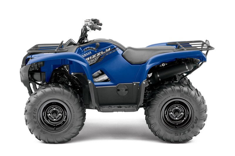 2014 yamaha grizzly 550 fi auto 4x4 for sale at