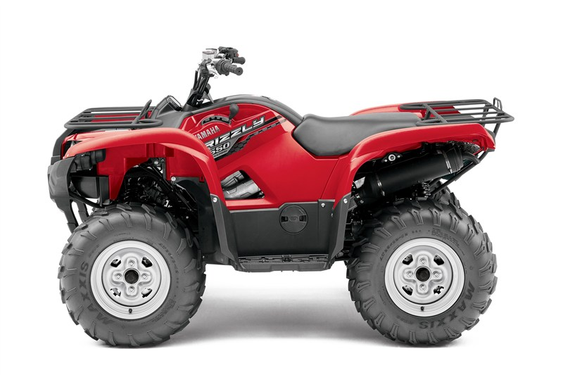 2014 yamaha grizzly 550 fi auto 4x4 eps for sale at