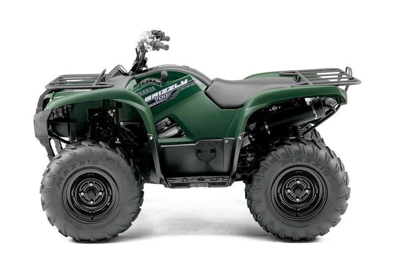 Aftermarket accessories yamaha grizzly 700 aftermarket for 2014 yamaha grizzly 700 exhaust