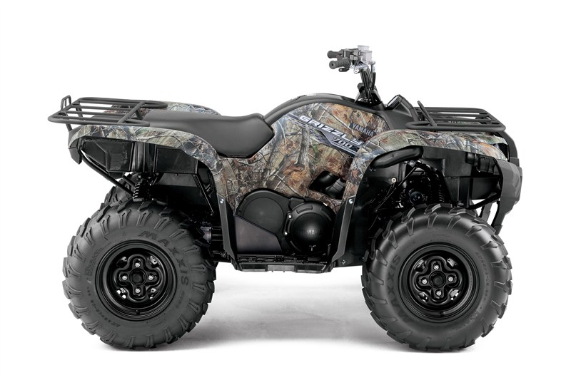 2014 yamaha grizzly 700 fi auto 4x4 for sale at for 2014 yamaha grizzly 700 for sale