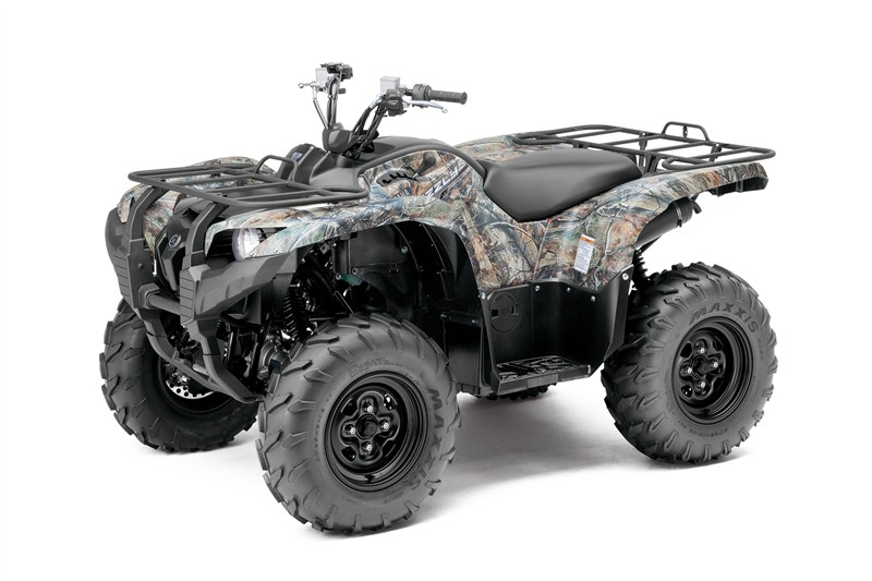 2014 yamaha grizzly 700 fi auto 4x4 eps for sale at