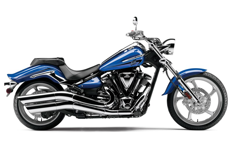 2014 Yamaha RAIDER S