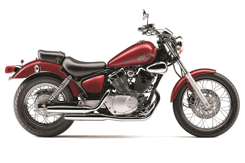 2014 yamaha v star 250 for sale at flemington yamaha