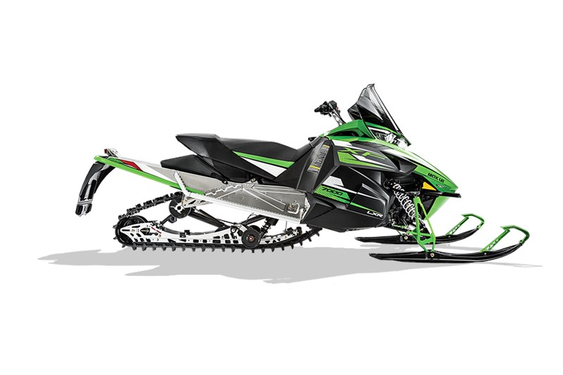 2015 Arctic Cat Xf 7000 Lxr Introduction   Zeigler Motorsports