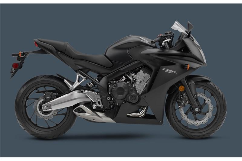 2015 Honda CBR650F