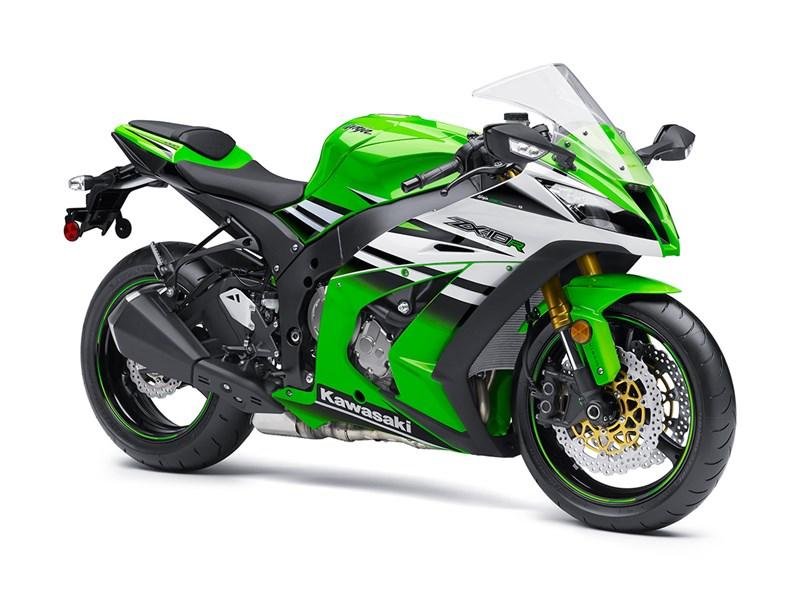 2015 Kawasaki NINJA® ZX™-10R ABS 30TH ANNIVERSARY*