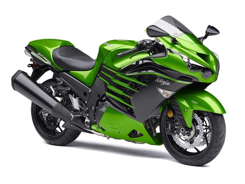 2015 Kawasaki NINJA® ZX™-14R ABS