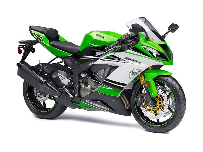 2015 Kawasaki NINJA® ZX™-6R ABS 30TH ANNIVERSARY