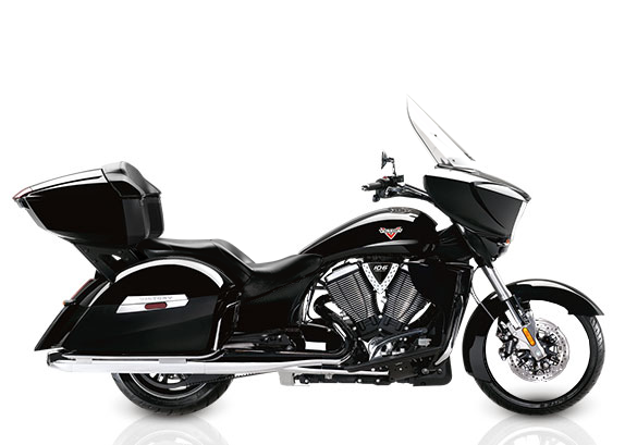2015 Victory CROSS COUNTRY TOUR®