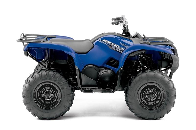 2015 Yamaha 700 FI AUTO. 4X4