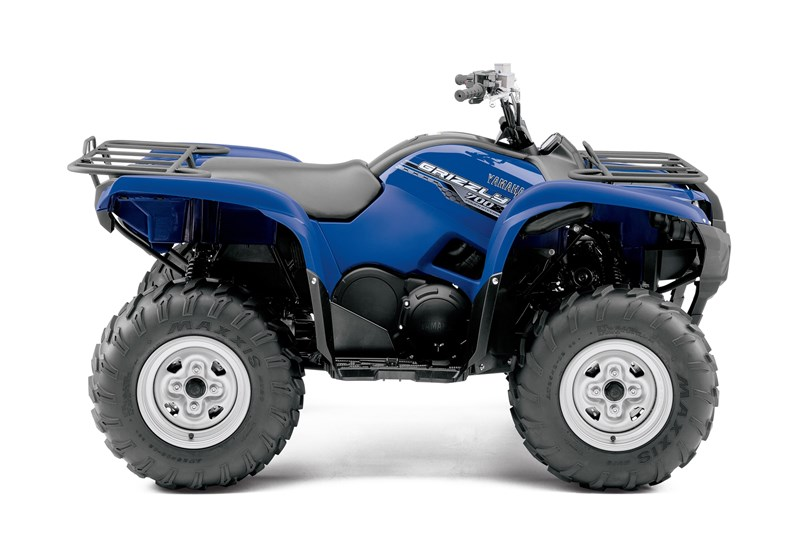 2015 Yamaha 700 FI AUTO. 4X4 EPS