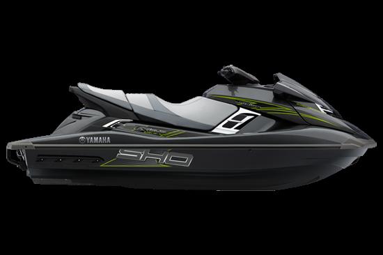 2015 Yamaha FX SHO
