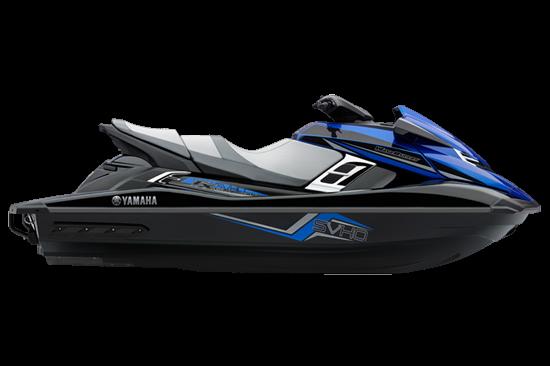 2015 Yamaha FX SVHO