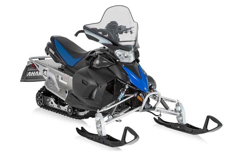 Yamaha Phaser Gt Snowmobile
