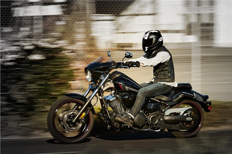 2015 yamaha raider bullet cowl for sale at flemington yamaha for Yamaha stryker bullet cowl for sale