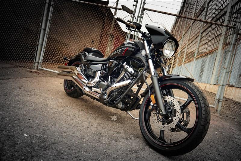 2015 yamaha raider bullet cowl for sale at ecklund motorsports for Yamaha stryker bullet cowl for sale