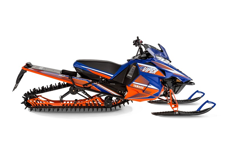 2015 Yamaha SRVIPER M-TX 162 LE