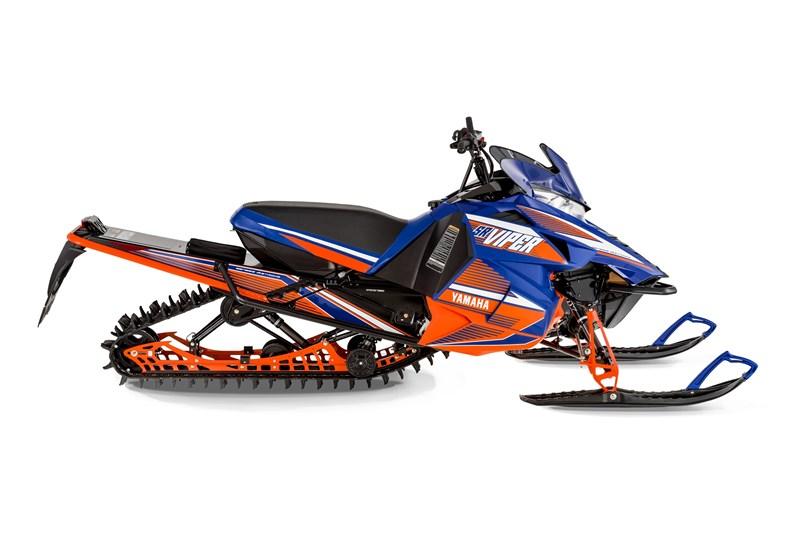 2015 Yamaha SRVIPER X-TX LE