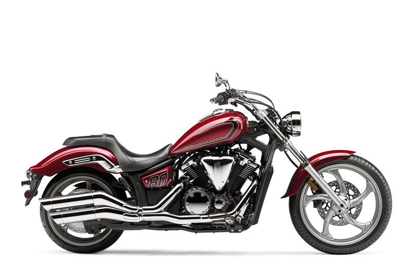 2015 Yamaha STRYKER