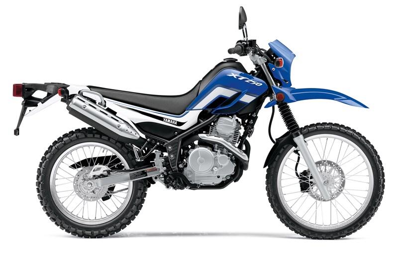 2015 Yamaha XT250