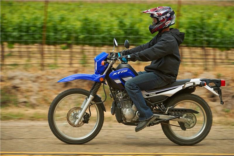 2015 yamaha xt250 for sale at flemington yamaha for Yamaha xt250 specs