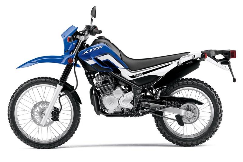 2015 yamaha xt250 for sale at ride 1 hilliard for Yamaha xt250 specs