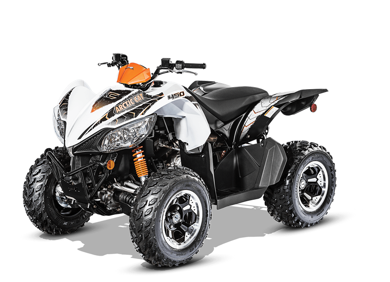 2016 Arctic Cat XC 450 For Sale at CyclePartsNation