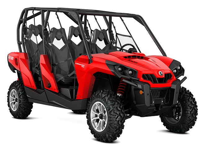2016 Can-Am COMMANDER MAX DPS 800R