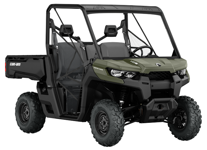 2016 Can-Am DEFENDER HD10